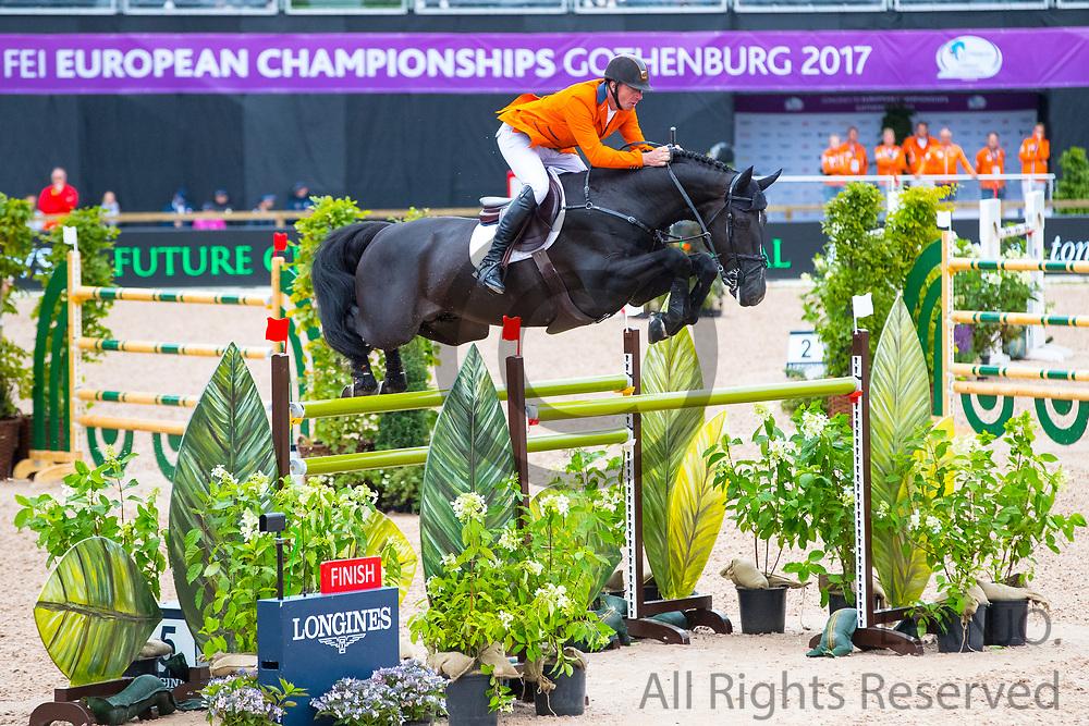 Jur Vrieling - VDL Glasgow van Merelsnest<br /> FEI European Championships Gothenburg 2017<br /> &copy; DigiShots