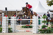 Christine Thirup Christensen - Vedric<br /> FEI European Championships 2019<br /> © DigiShots