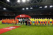 Netherlands v Sweden - 10 October 2017