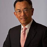 Senior executive corporate portrait