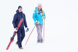 January 19, 2018 - Cortina D'Ampezzo, Dolimites, Italy - Mikaela Shiffrin of United States of America at the Cortina d'Ampezzo FIS World Cup in Cortina d'Ampezzo, Italy on January 19, 2018. (Credit Image: © Rok Rakun/Pacific Press via ZUMA Wire)