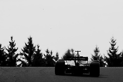 August 25, 2017 - Spa, Belgium - 08 GROSJEAN Romain from France of Haas F1 team during the Formula One Belgian Grand Prix at Circuit de Spa-Francorchamps on August 25, 2017 in Spa, Belgium. (Credit Image: © Xavier Bonilla/NurPhoto via ZUMA Press)