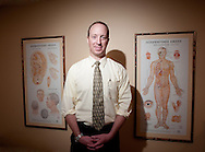 Dr. Loch Chandler is an acupuncturist and naturopath at Providence Integrative Medical Center in Portland.