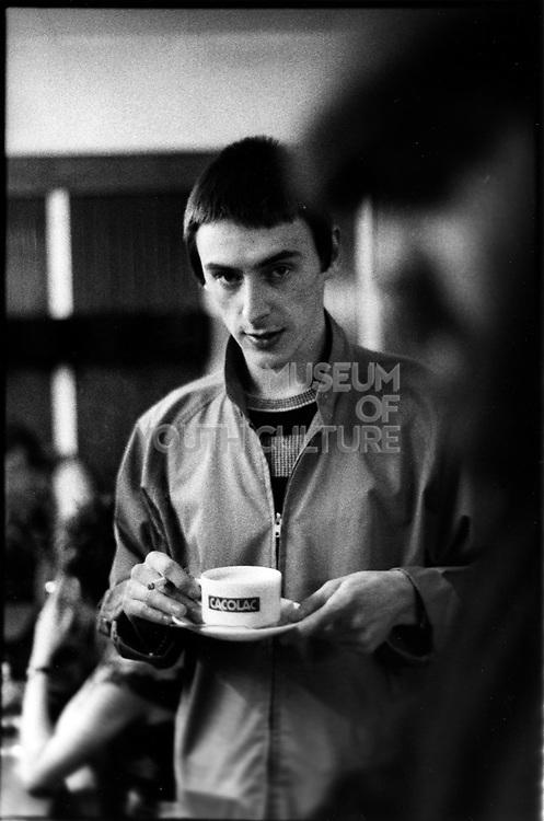 Paul Weller, Normandy,France 1984