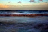 The Sea at Curracloe Beach