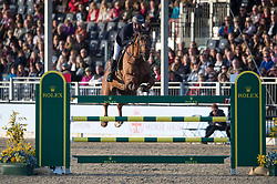 Twomey Billy, IRL, Kimba Flamenco<br /> CSI5* Jumping<br /> Royal Windsor Horse Show<br /> © Hippo Foto - Jon Stroud