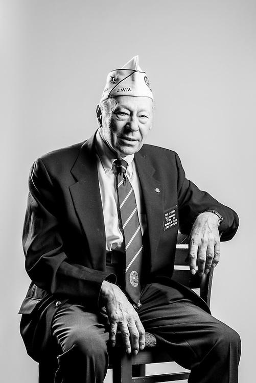 Paul D. Warner<br /> Coast Guard<br /> O-3<br /> Administration<br /> May 1952 - June 1954<br /> Korea<br /> <br /> Veterans Portrait Project<br /> Charleston, SC<br /> Jewish War Veterans