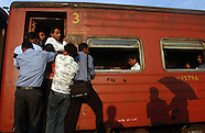 SRI LANKA'S TRAIN SERVICE