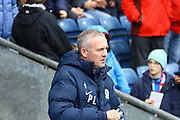 Paul Lambert during the Sky Bet Championship match between Blackburn Rovers and Preston North End at Ewood Park, Blackburn, England on 2 April 2016. Photo by Pete Burns.