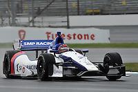 Mikhail Aleshin, Grand Prix of Indianapolis, Indianapolis Motor Speedway, Indianapolis, IN USA 5/10/2014