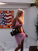 Tara Reid in Miami 10/30/2005
