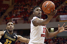 John Jones Illinois State Redbird Basketball Photos