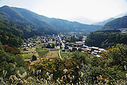 Historic Villages of Shirakawa-go and Gokayama UNESCO site in Japan