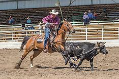 2018 Prineville Steer Roping