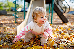 Gemma Marie at 15 months in mid fall at Kennedy Playground and at home, Sunday, Nov. 11, 2018 in Louisville.