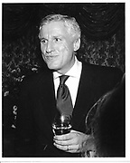Mick Flick. Claridges. London. 1985 approx. © Copyright Photograph by Dafydd Jones 66 Stockwell Park Rd. London SW9 0DA Tel 020 7733 0108 www.dafjones.com