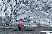 Skaftafell, glacier