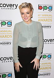 © Licensed to London News Pictures. 13/03/2015, UK. Sheridan Smith, Broadcasting Press Guild Television & Radio Awards, Theatre Royal Drury Lane, London UK, 13 March 2015 Photo credit : Richard Goldschmidt/Piqtured/LNP