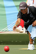 Commonwealth Games Day 6 Lawn Bowls