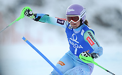 29.12.2014, Hohe Mut, Kühtai, AUT, FIS Ski Weltcup, Kühtai, Slalom, Damen, 1. Durchgang, im Bild Tina Maze (SLO) // Tina Maze of Slovenia in action during 1st run of Ladies Slalom of the Kuehtai FIS Ski Alpine World Cup at the Hohe Mut Course in Kuehtai, Austria on 2014/12/29. EXPA Pictures © 2014, PhotoCredit: EXPA/ Erich Spiess