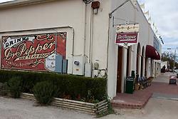 Dr. Pepper Bottling Company plant, Dublin, Texas, United States of America