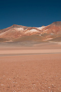 Cerro de Siete Colores Mountain of Seven Colours, Uyuni Highlands, Bolivia
