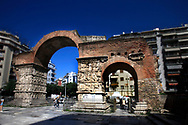 The Arch of Galerius (Kamara) in<br />