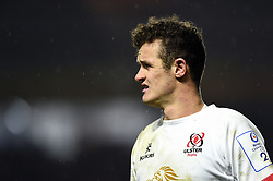 Billy Burns of Ulster - Mandatory byline: Patrick Khachfe/JMP - 07966 386802 - 13/12/2019 - RUGBY UNION - The Twickenham Stoop - London, England - Harlequins v Ulster Rugby - Heineken Champions Cup