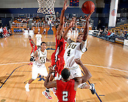 FIU Men's Basketball vs Louisiana Lafayette (Feb 10 2011)
