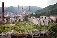 """Vista del sector """"Las Torres"""" ubicada en el barrio San Miguel de la Vega. Caracas, Nov. 08, 2013 (Foto/Ivan Gonzalez)"""