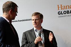 UK ENGLAND LONDON 21JUN16 - John Ryan, economics professor at the LSE speaks during a podium discussion hosted by the Handelsblatt editorial office in Hoxton, London.<br /> <br /> jre/Photo by Jiri Rezac<br /> <br /> © Jiri Rezac 2016