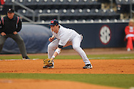 Ole Miss' Preston Overbey(1) vs. Wright State at Oxford University Stadium in Oxford, Miss. on Friday, February 18, 2011.