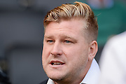 Milton Keynes Dons manager Karl Robinson  during the EFL Sky Bet League 1 match between Milton Keynes Dons and Port Vale at stadium:mk, Milton Keynes, England on 9 October 2016. Photo by Dennis Goodwin.