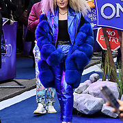 Tallia Storm Arrivers at UK Premiere of Onward at Curzon Street, Mayfair, on 23th February 2020, London, UK.