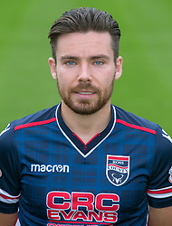 Ross County's Ryan Dow.