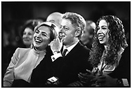 Bill, Hillary, and Chelsea Clinton, 1997