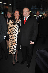 JONATHAN & KATRINA SHALIT at the launch of One Hyde Park, The Residences at Mandarin Oriental, Knightsbridge, London on 19th January 2011.