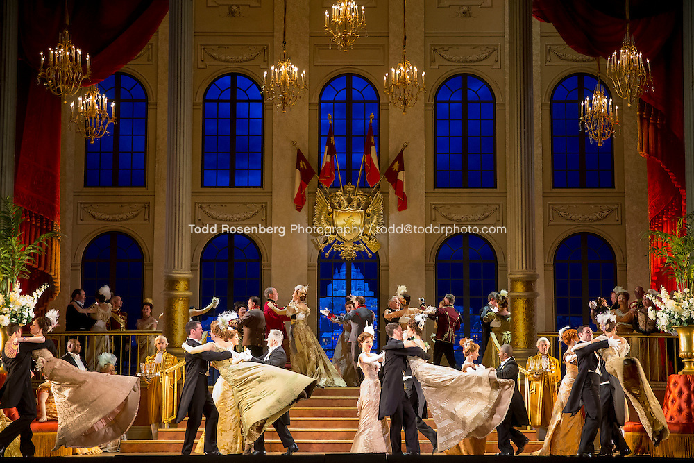 11/11/15 1:05:46 PM -- <br /> The Lyric Opera of Chicago Presents<br /> &quot;The Merry Widow&quot;<br /> Ren&eacute;e Fleming, <br /> Nicole Cabell, <br /> and Thomas Hampson<br /> <br /> &copy; Todd Rosenberg Photography 2015