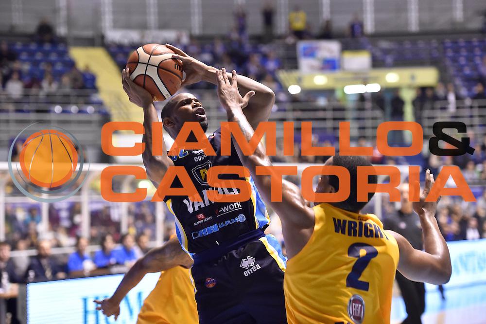 Holloway Tu<br /> FIAT Torino - Vagoli Cremona<br /> Lega Basket Serie A 2016-2017<br /> Torino 23/10/2016<br /> Foto Ciamillo-Castoria