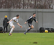 Dundee&rsquo;s Paul McGinn in action against his former club - Dumbarton v Dundee, William Hill Scottish Cup fifth round at The Cheaper Insurance Direct Stadium <br /> <br />  - &copy; David Young - www.davidyoungphoto.co.uk - email: davidyoungphoto@gmail.com