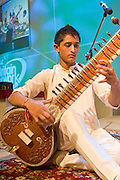 Sur-Taal, Music for Youth, playing at the TUC, Brighton 2007...© Martin Jenkinson, tel 0114 258 6808 mobile 07831 189363 email martin@pressphotos.co.uk. Copyright Designs & Patents Act 1988, moral rights asserted credit required. No part of this photo to be stored, reproduced, manipulated or transmitted to third parties by any means without prior written permission