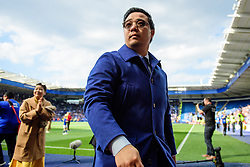 May 12, 2019 - Leicester, England, United Kingdom - Aiyawatt Srivaddhanaprabha of Leicester City during the Premier League match between Leicester City and Chelsea at the King Power Stadium, Leicester on Sunday 12th May 2019. (Credit Image: © Mi News/NurPhoto via ZUMA Press)