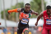 2018 Miami Hurricanes Men's & Women's Track & Field @ ACC Outdoor Championships
