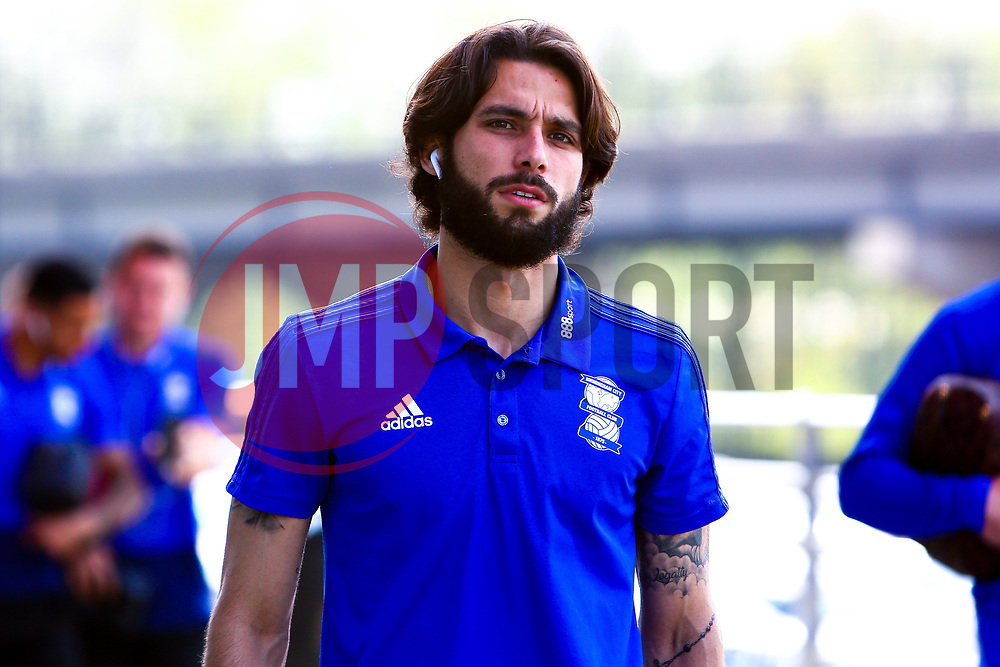 Jota of Birmingham City - Mandatory by-line: Ryan Crockett/JMP - 22/04/2019 - FOOTBALL - Aesseal New York Stadium - Rotherham, England - Rotherham United v Birmingham City - Sky Bet Championship