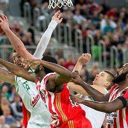 20130105: SLO, Basketball - ABA League, KK Union Olimpija vs KK Crvena Zvezda
