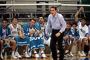Campionato Maschile Europeo 2005 Ucraina-Italia<br /> carlo recalcati