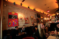 The bistro Ferdi, paris 1e.......Photograph by Owen Franken........ - Photograph by Owen Franken