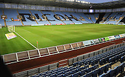 The Ricoh Arena before the Sky Bet League 1 match between Coventry City and Bradford City at the Ricoh Arena, Coventry, England on 10 March 2015. Photo by Simon Kimber.