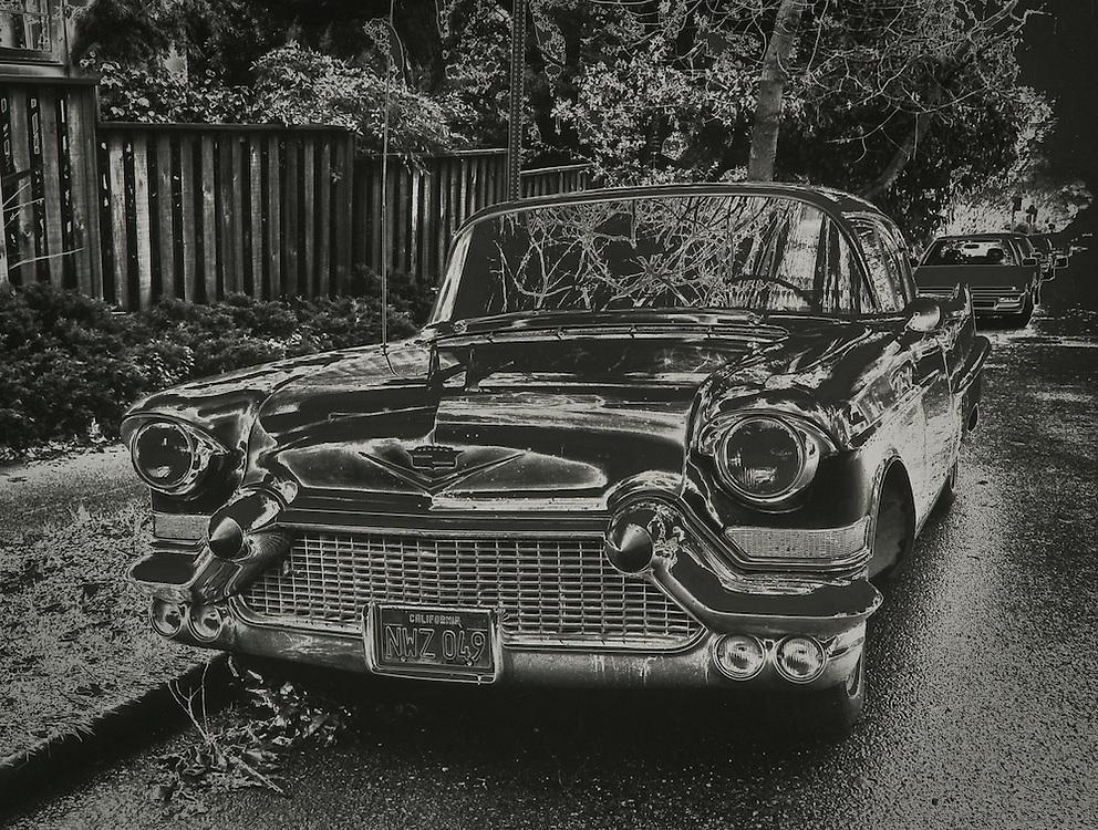 Classic Cadillac, Berkeley Hills