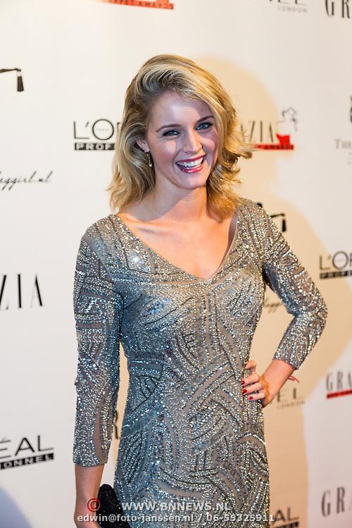 NLD/Amsterdam/20130923 - Grazia Red Carpet Awards 2013, Liza Sips